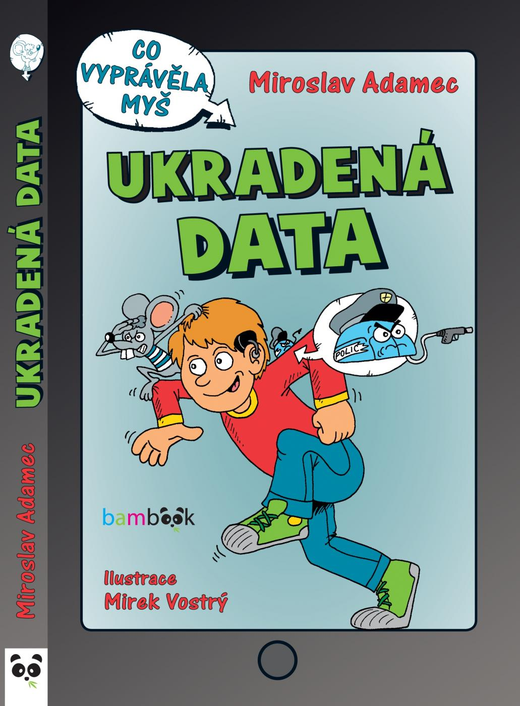 Ukradena Data Mirek Vostry