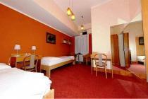 Můj pokoj v hotelu Bonum