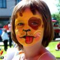 Malování na obličej