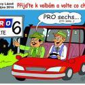Reklamní tvorba - pro volby 2014